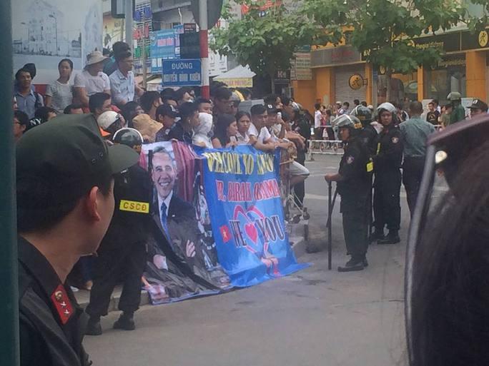 Một cách bày tỏ sự mến khách của người dân Sài Gòn