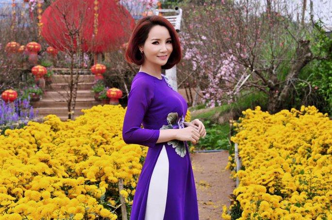 Mai Thu Huyền đóng phim cùng Quách Tấn An