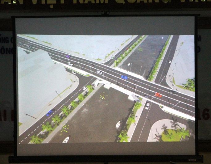Mô hình xây dựng cầu mới