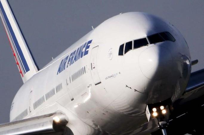 Máy bay của hãng hàng không Air France. Ảnh: Reuters