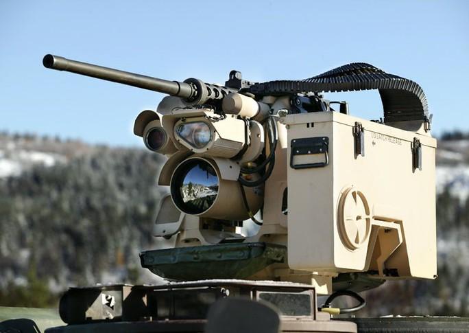 Quân đội Mỹ sắp có vũ khí điều khiển bằng giọng nói. Ảnh: Na-Weekly