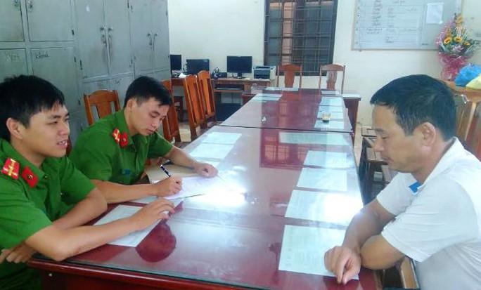 Nguyễn Trọng Đức - người cầm đầu đường dây đánh bạc
