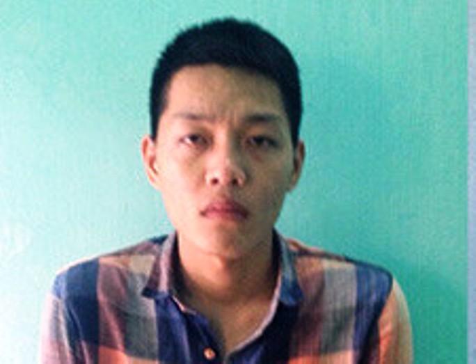 Một trong 9 người bị cơ quan công an tạm giữ hình sự để làm rõ hành vi giết người - Ảnh T.Thanh
