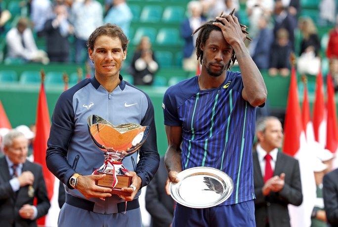 Xem Nadal lần thứ 9 vô địch Monte Carlo