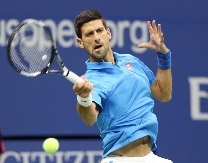 Djokovic có lợi thế về thể lực khi 3/5 đối thủ của anh đã bỏ cuộc