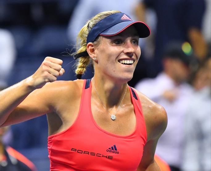 Kerber trở thành số 1 mới của quần vợt nữ thế giới. Cô sẽ là nữ hoàng mới của US Open?