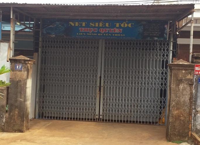 Cở sở trông trẻ chui đóng cửa im lìm sau khi xảy ra vụ việc