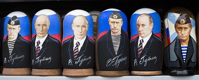 Nước Nga ra sao sẽ phụ thuộc nhiều vào Tổng thống Putin. Ảnh: AP