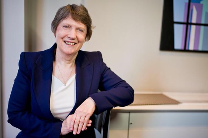 Cựu Thủ tướng New Zealand Helen Clark. Ảnh: Guardian