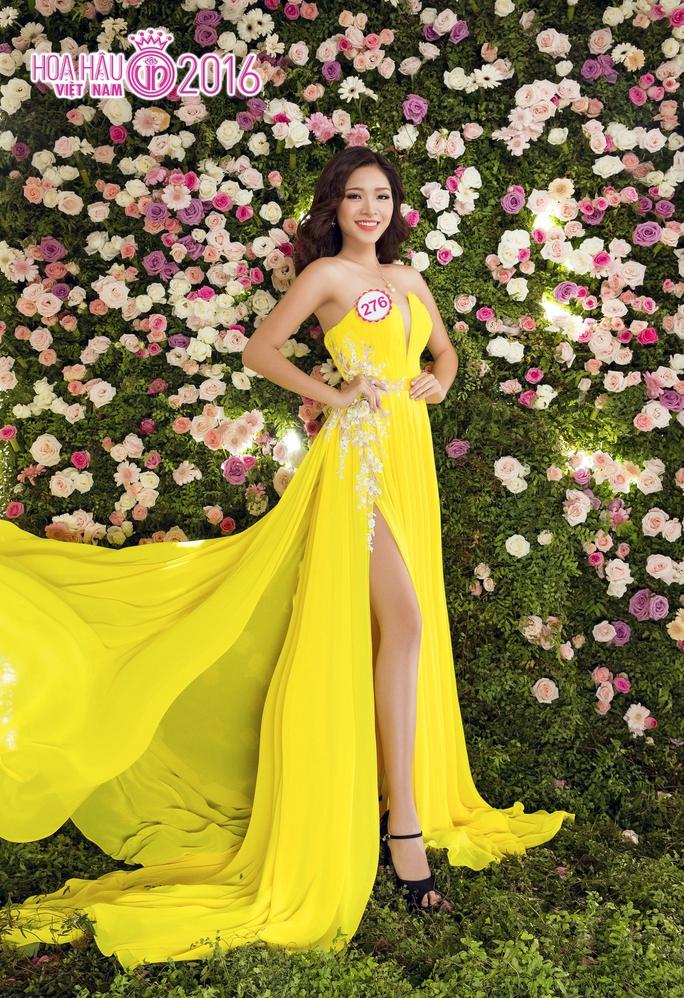 Thí sinh Nguyễn Vũ Hoài Trang