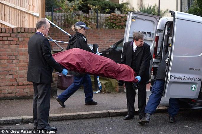 Phát hiện 3 thi thể tại nhà nữ diễn viên mất tích