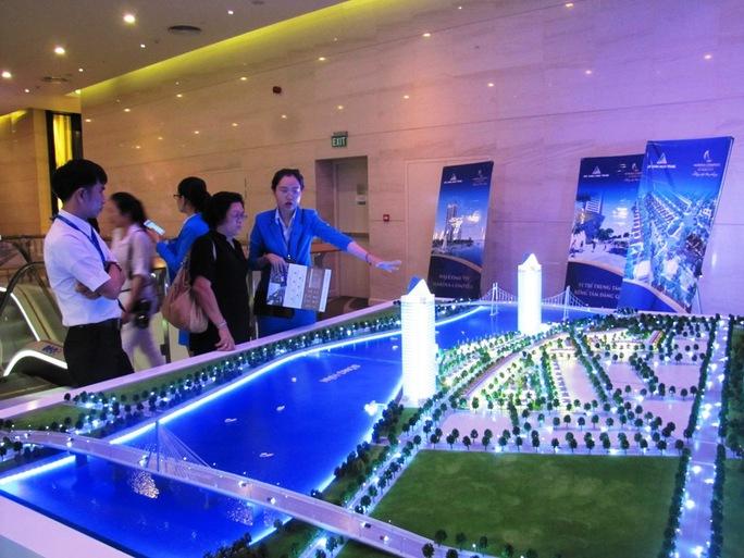 Mô hình dự án Marina Complex Đà Nẵng