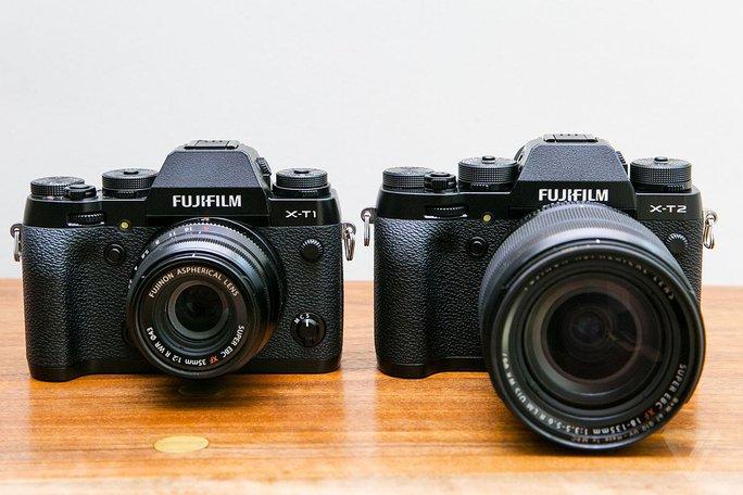 X-T2 vẫn hỗ trợ ảnh định dạng RAW và màu film ACROS.