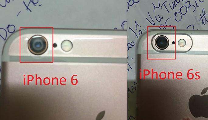 """Dè chừng mua phải iPhone 6S """"nhái"""""""