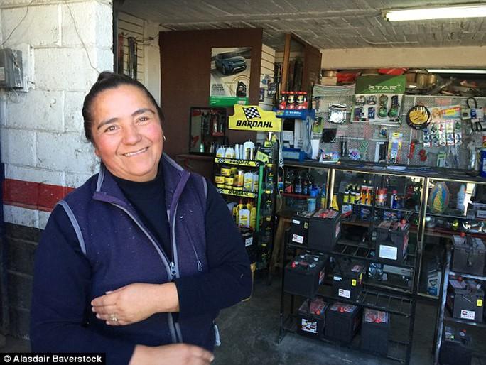 Cô Teresa Lopez. Ảnh: Daily Mail