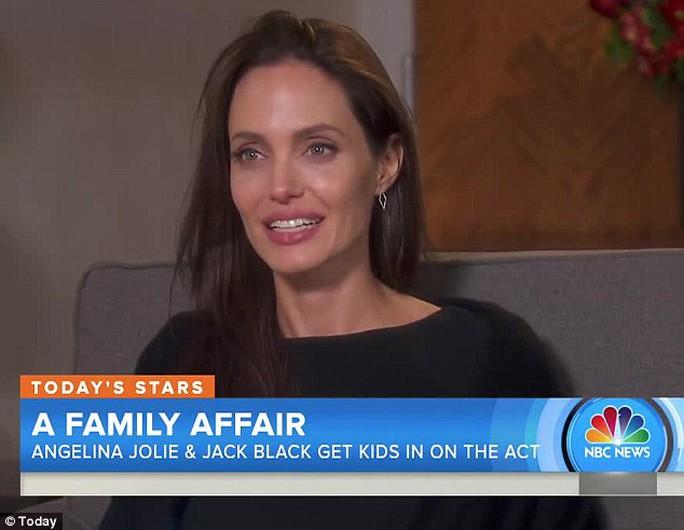 Angelina Jolie chia sẻ về phim mới