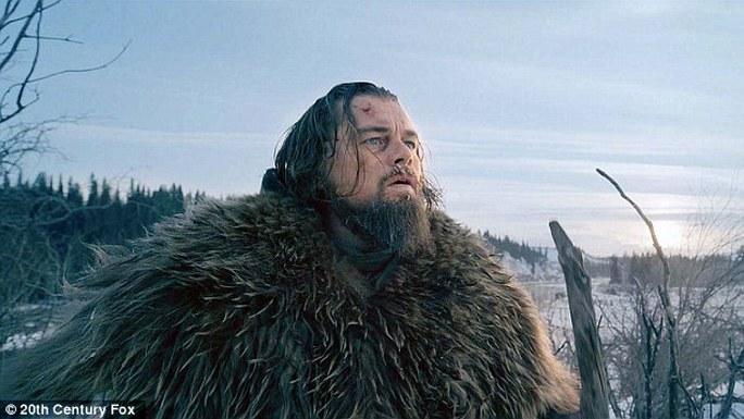 Vai của Leonardo trong phim The Revenant