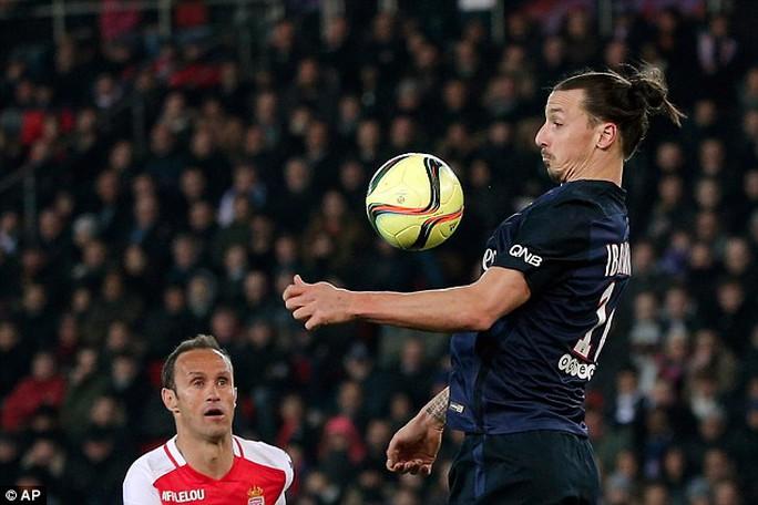 Ibrahimovic chắc chắn sẽ rời PSG và điểm đến rất có thể là Premier League