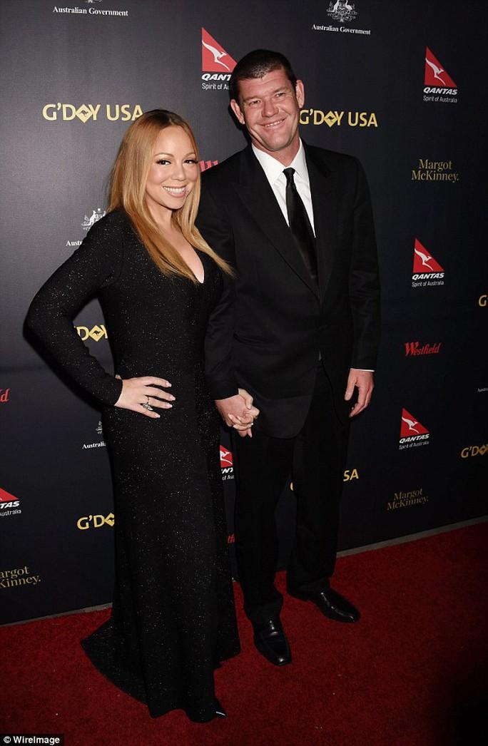 Mariah và chồng sắp cưới