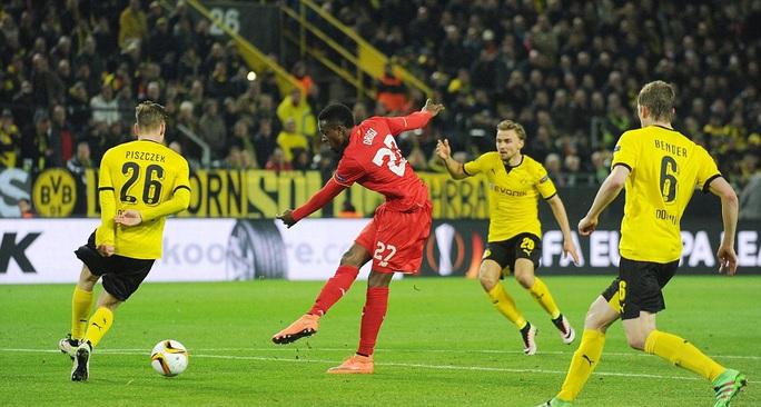Dù vậy khi Origi ghi bàn mở tỉ số cho Liverpool