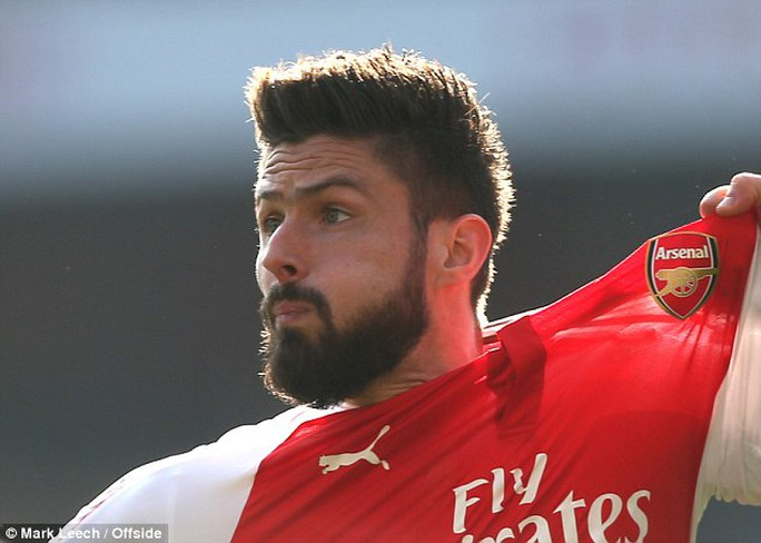 "Tốp 10 cầu thủ có bộ râu ""hầm hố"" nhất Premier League"