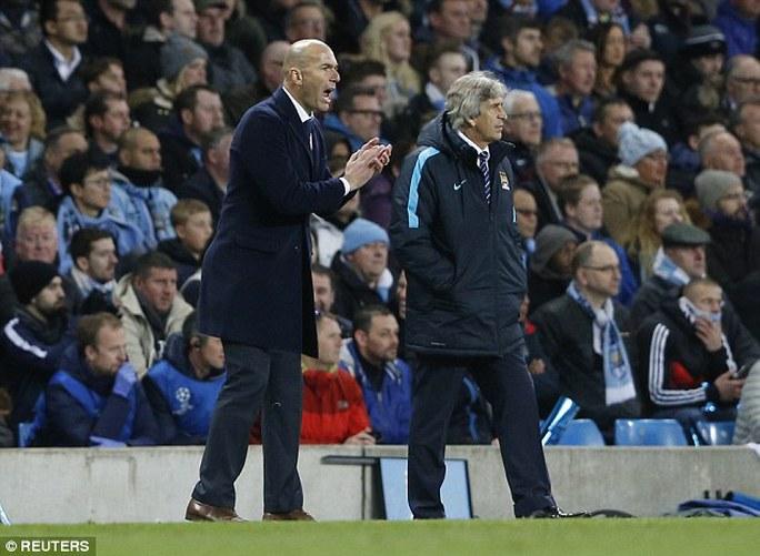 Trá với HLV Zidane, Pellegrini rất điềm tĩnh