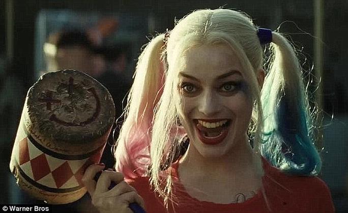 """Margot Robbie không muốn chỉ là """"bom sex"""""""