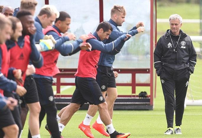 Mourinho đang có trong tay lực lượng ưng ý nhất