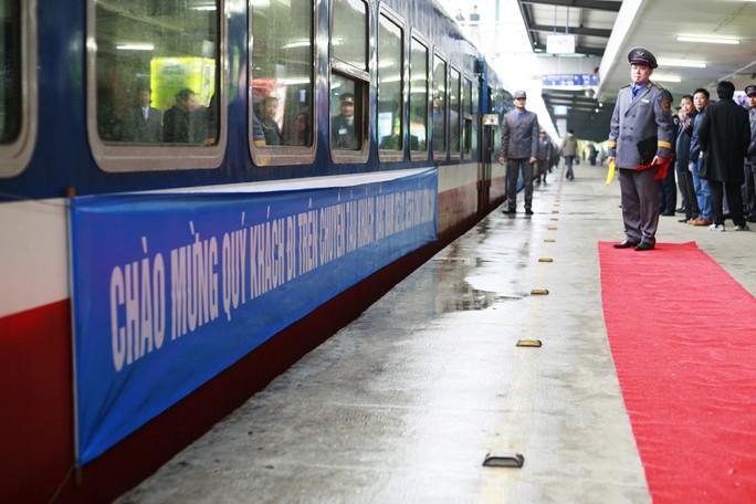 Việc mua toa xe cũ là không thể chấp nhận trong bối cảnh ngành đường sắt đang nỗ lực đổi mới, hiện đại hóa