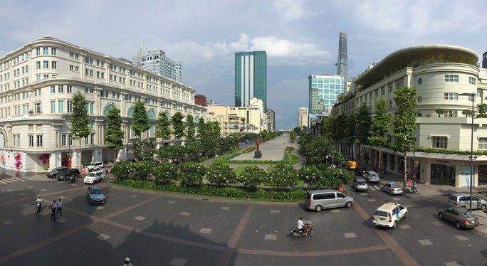 TP HCM đặt mục tiêu đến năm 2025 trở thành thành phố thông minh Ảnh: HOÀNG TRIỀU