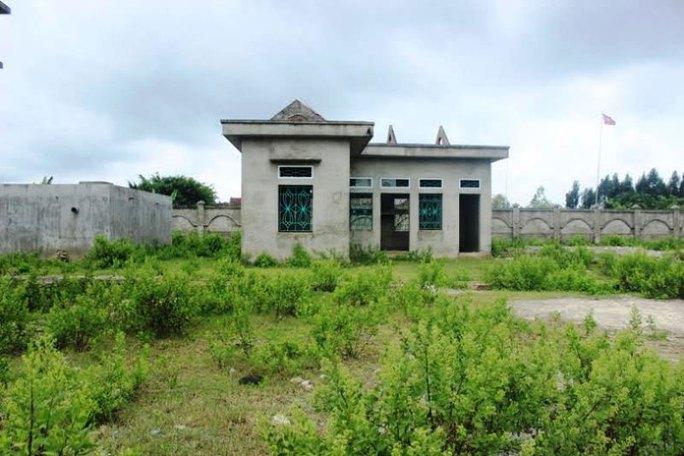 Công trình nước sạch gần 14 tỉ đồng bỏ hoang nhiều năm tại xã Kim Hải, huyện Kim Sơn