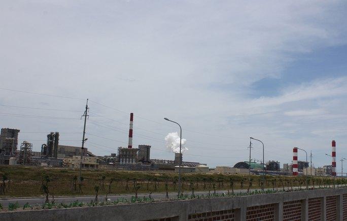 Một góc nhà máy Formosa - thủ phạm gây sự cố môi trường tại 4 tỉnh miền Trung