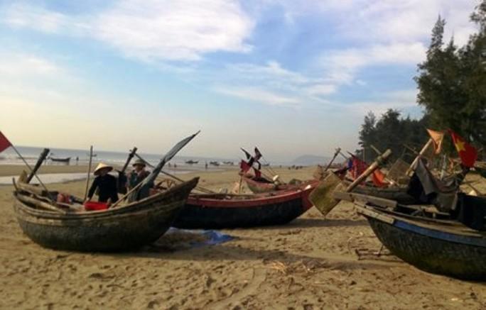 Khu vực bến thuyền neo đậu bao đời của người dân Sầm Sơn sẽ bị giải phóng nay mai để giao cho Tập đoàn FLC