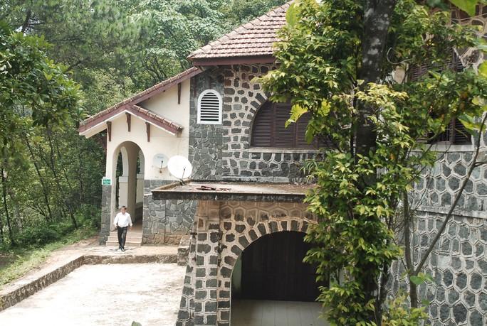 Theo ý tưởng quy hoạch của WATG, các nhà cổ từ thời Pháp tại Bạch Mã sẽ được cải tạo để phục vụ du khách