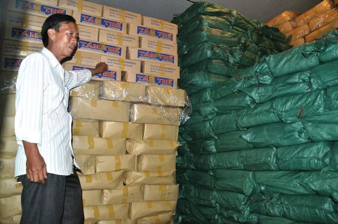 Doanh nghiệp lao đao vì còn hàng trăm tấn cá không thể đưa ra thị trường tiêu thụẢnh: QUANG NHẬT