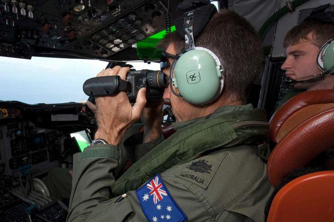 Cho đến nay Úc đã tiến hành 32 chuyến bay tuần tra. Ảnh: RAAF