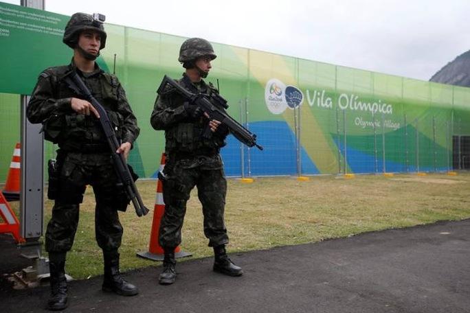 """Khủng bố """"sói đơn độc"""" là nỗi lo lớn của cơ quan an ninh Brazil tại Thế vận hội Rio 2016 Ảnh: REUTERS"""