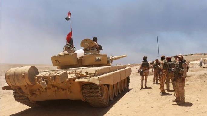 Chiến trường tiếp theo của quân đội Iraq là Mosul. Ảnh: Reuters