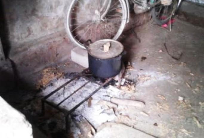 Nồi thịt chó bị Lực đổ thuốc chuột vào để hạ độc 6 người ở Hà Nam
