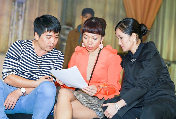 Thanh Lam, Hồng Nhung đẹp cuốn hút