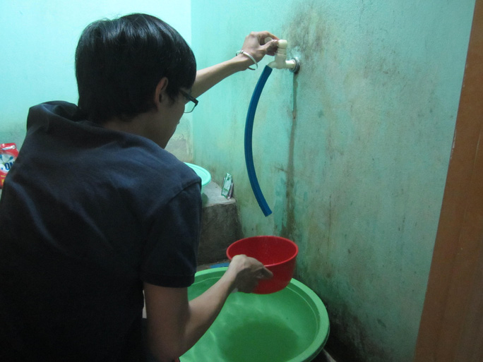 10 quận, huyện ở TP HCM sẽ bị cúp nước từ 22 giờ tối nay, 28-5