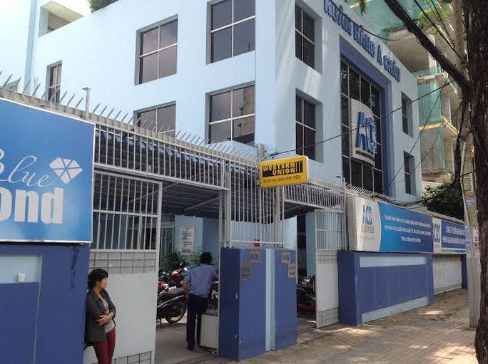 Căn nhà số 446-448 Nguyễn Thị Minh Khai hiện là trụ sở Ngân hàng ACB (ảnh: Internet)