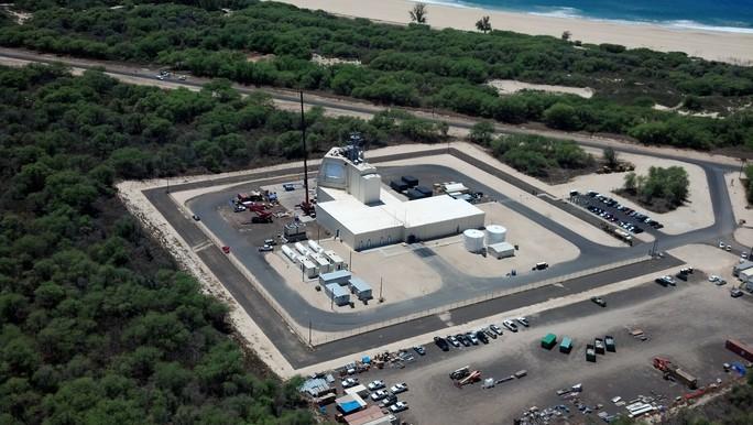 Cơ sở thử nghiệm tên lửa phòng thủ Aegis ở Hawaii. Ảnh: lockheedmartin.com