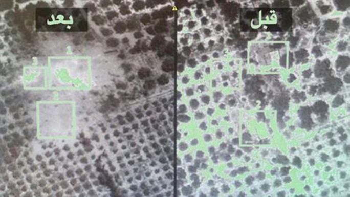 Thủ lĩnh IS Abu Duaa al-Ansari bị tiêu diệt trong cuộc không kích, một người phát ngôn Ai Cập đăng tải hình ảnh các cuộc không kích ở Arish trên tài khoản Facebook.
