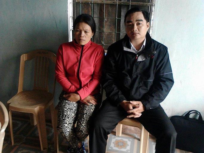 Được luật sư hỗ trợ, bà Trương Thị Thái tiếp tục gửi đơn yêu cầu làm rõ sai phạm của cơ quan chức năng (Ảnh do gia đình cung cấp)
