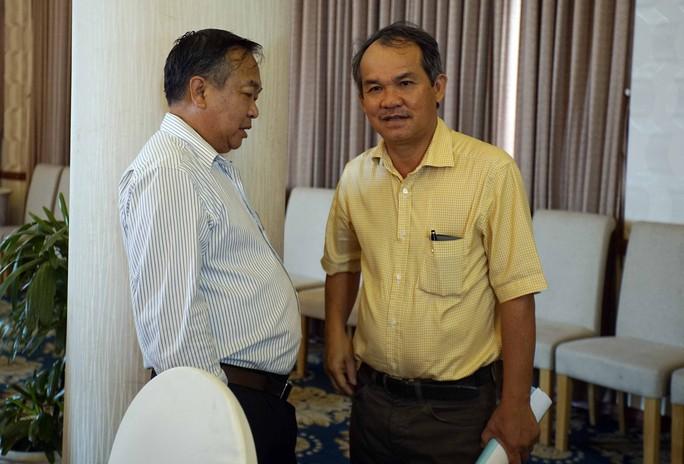 Phó Chủ tịch VFF Đoàn Nguyên Đức muốn ông Mùi chuyển sang công việc khác