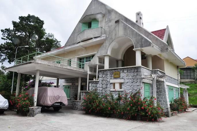 Biệt thự Hồng Ngọc trước đây của bà Trần Lệ Xuân
