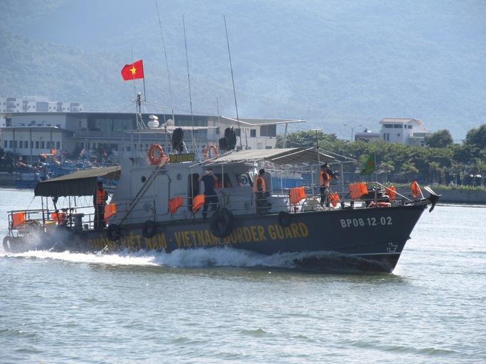 tàu Biên phòng