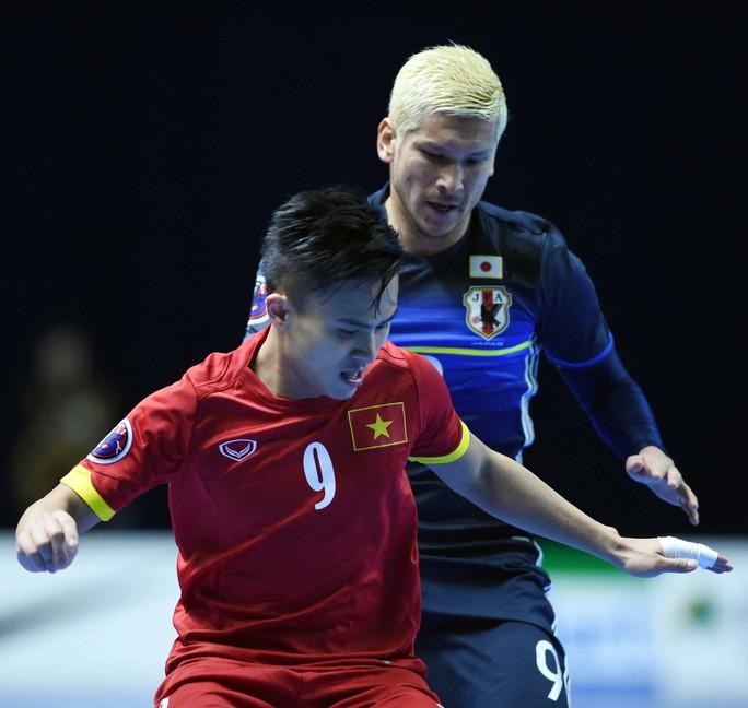 Futsal Việt Nam gây sốc bằng vé dự World Cup
