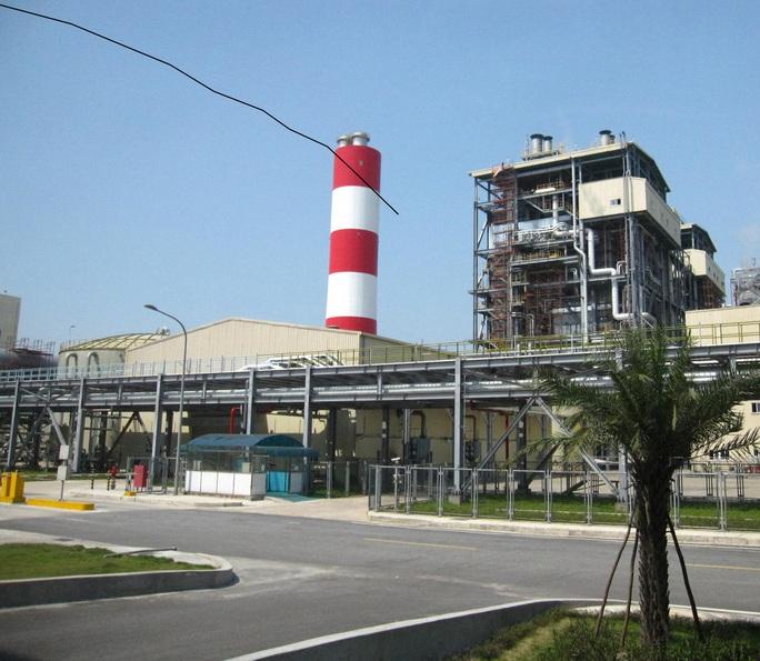 Bên trong nhà máy Formosa tại Hà Tĩnh